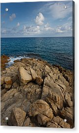 Acrylic Print featuring the photograph Gentle Light by Paul Indigo