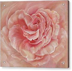 Gentle Acrylic Print by Tanya Byrd