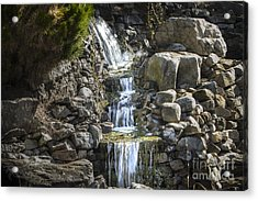 Gentle Waterfall Acrylic Print