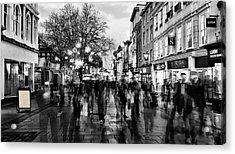Gentleman's Ghosts Acrylic Print