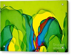 Geomox - 0801t01 Acrylic Print by Variance Collections