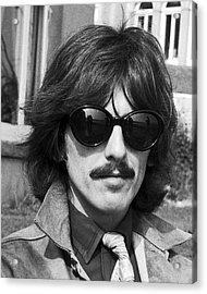 George Harrison Beatles Magical Mystery No.2 Acrylic Print