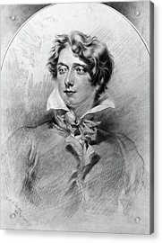 George Henry Harlow (1787-1819) Acrylic Print