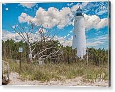 Georgetown Sc Lighthouse Acrylic Print