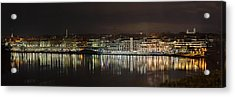 Georgetown Waterfront Acrylic Print