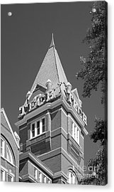 Georgia Institute Of Technology Evans Administration Building Acrylic Print by University Icons