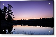 Georgian Bay Sunset Acrylic Print