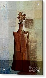 Geovase - J118073091a Acrylic Print by Variance Collections