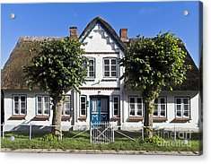 German Country House  Acrylic Print by Heiko Koehrer-Wagner
