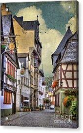 German Village Acrylic Print