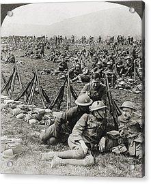 Germany Occupation, 1918 Acrylic Print