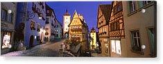 Germany, Rothenburg Ob Der Tauber Acrylic Print