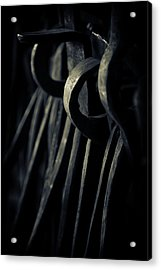 Acrylic Print featuring the photograph Get A Grip... by Russell Styles