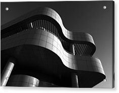 Getty Center Acrylic Print