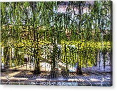 Getty Perspectives 3 Acrylic Print