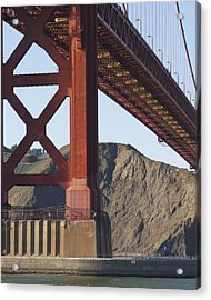 GGB Acrylic Print by Stuart Hicks