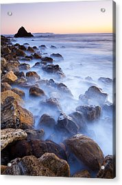 Ghost Coast  Acrylic Print