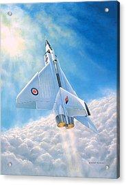 Ghost Flight Rl206 Acrylic Print by Michael Swanson