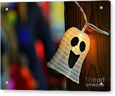 Acrylic Print featuring the photograph Ghost Light by Lisa L Silva
