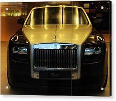 Rolls Royce Ghost Acrylic Print