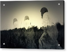 Ghost Stories Acrylic Print by Scott Hovind