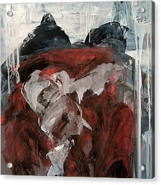Ghost Story Acrylic Print by Alan Taylor Jeffries