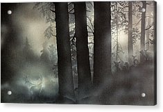Ghost Acrylic Print