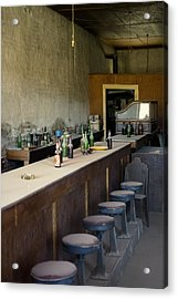 Ghost Town Saloon Acrylic Print by Bryant Coffey