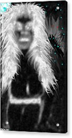 Ghostly Mama Acrylic Print by  Drake