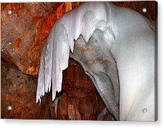 Giant Ice Wave Acrylic Print