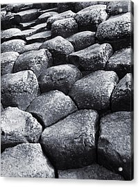 Acrylic Print featuring the photograph Giant Steps by Jane McIlroy