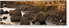 Giants Causeway, Antrim Coast, Northern Acrylic Print by Panoramic Images