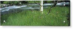 Gieranger Norway Acrylic Print by Panoramic Images