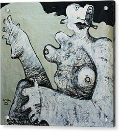 Gigantes No. 1  Acrylic Print by Mark M  Mellon