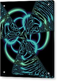 Gingezel 1 The Limit Acrylic Print