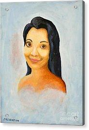 Gisela Acrylic Print