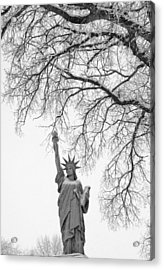 Give Me Liberty Acrylic Print
