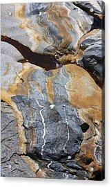 Glacial Pothole IIi Acrylic Print by Michael Friedman