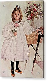 Gladys Acrylic Print
