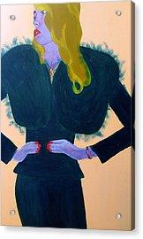 Glam #2 Acrylic Print