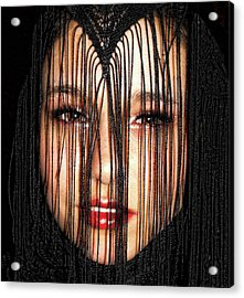 Glare Acrylic Print