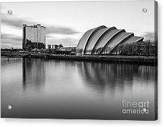 Glasgow Armadillo Acrylic Print