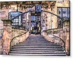 Glasgow School Of Art Acrylic Print