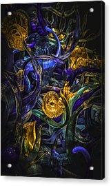 Glass Fantasy Acrylic Print