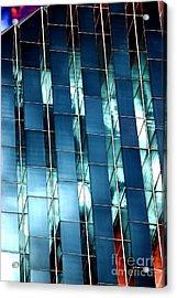 Glass House II Acrylic Print by Christiane Hellner-OBrien