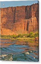 Glen Canyon  Page Az Acrylic Print