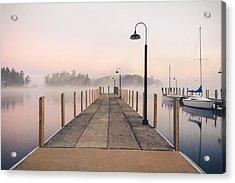 Glendale Docks Acrylic Print