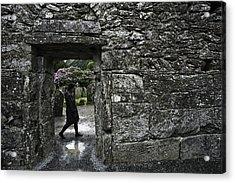 Glendalough Ireland Acrylic Print by Sean Weaver