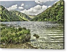 Glendalough Upper Lake Acrylic Print