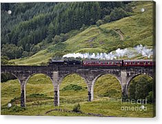 Glenfinnan Viaduct - D002340 Acrylic Print